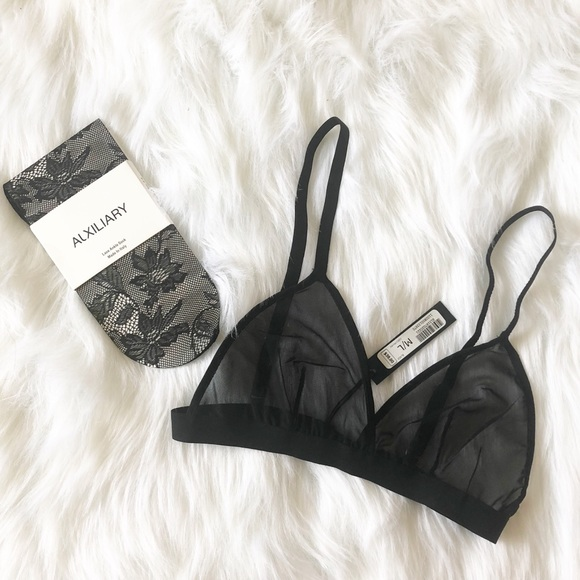 BLACK ON BLACK SEXY LITTLE PACK NWT